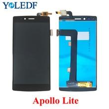 Pantalla LCD Original para Vernee Apollo Lite, Pantalla LCD táctil, Ekran, piezas de repuesto de ensamblaje de digitalizador + juego de herramientas lcd + pegamento