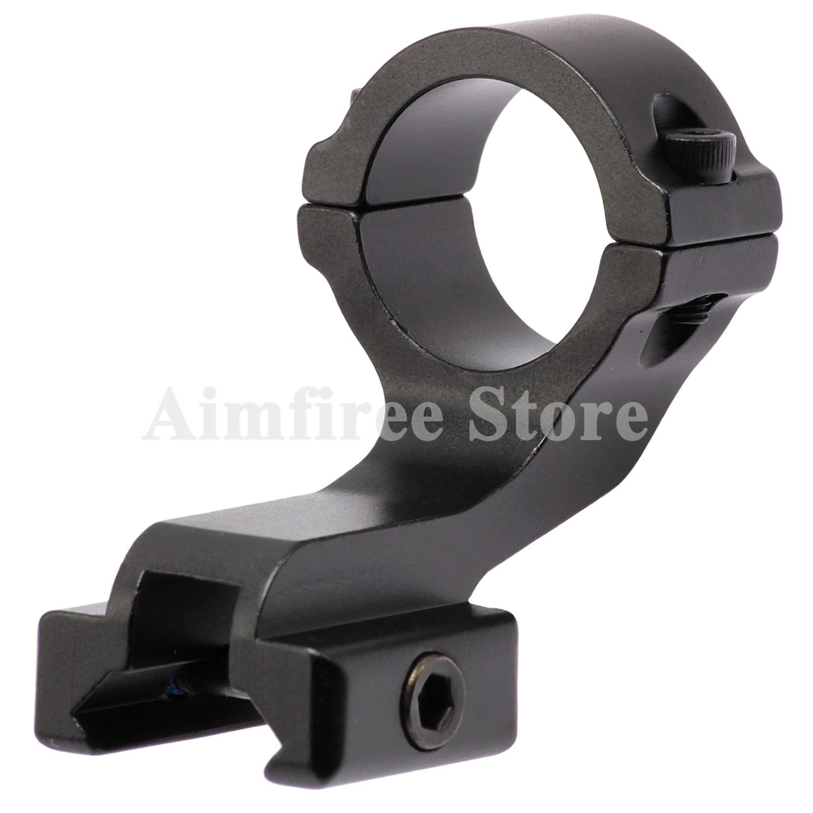 "25,4mm montaje en voladizo 1 ""Riflescope Ring 21mm riel Picatinny Weaver accesorios caza"