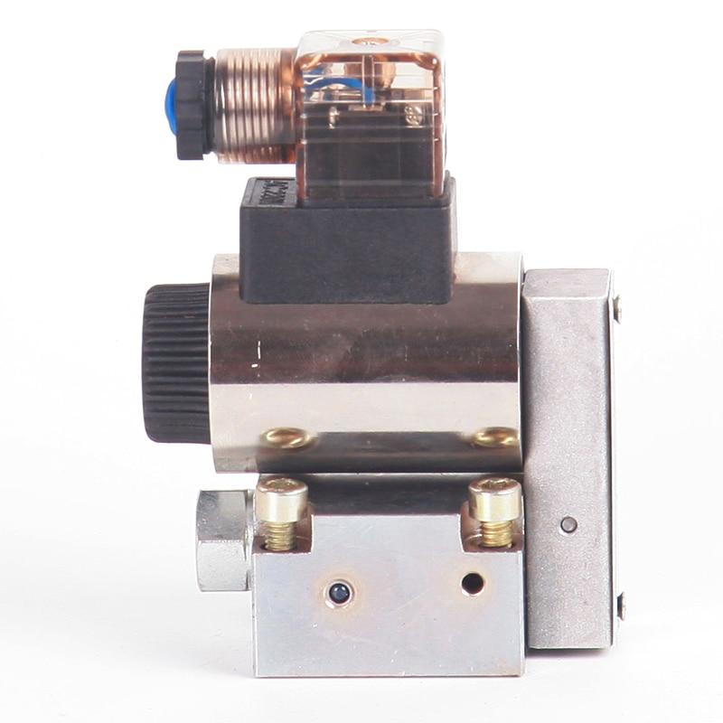 23QDF6K Longli prensa hidráulica solenoide electromagnético carrete Válvula de alta presión cargador piezas 12v