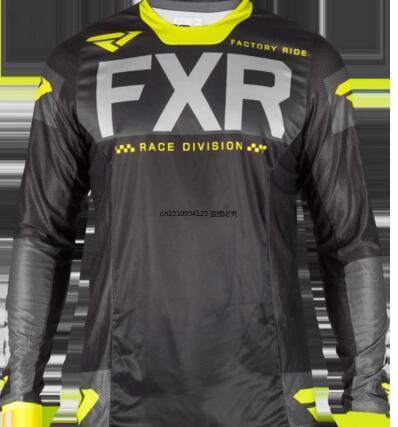 FXR Venta Al Por Mayor De Motos De Carreras Para Cambio De Motos De Carreras De Motocross MX Camisas De Bicicleta De Montaña