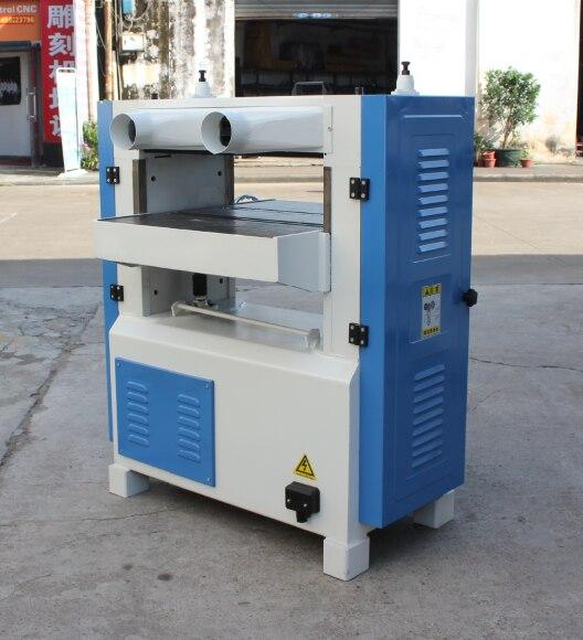 Máquina de trabalho de madeira da plaina da espessura mb108, única plaina resistente lateral da imprensa