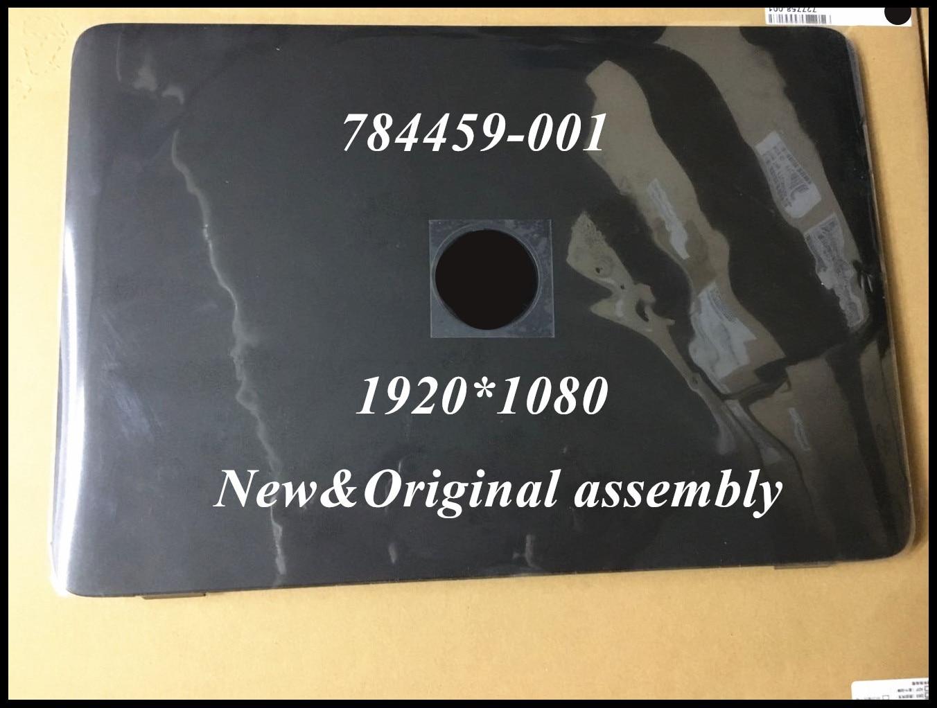 Nueva pantalla LED 784459-001 de alta calidad para HP Probook 840 G1 G2, pantalla LED con cable negro 1920*1080