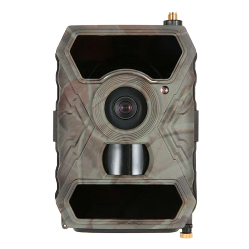 Cámara de juego Trail, S880G 12Mp Hd 1080P cámara de caza Digital 940Nm Trail Game Cámara 3G Red Sms/Mms visión nocturna 56 Uds Ir L