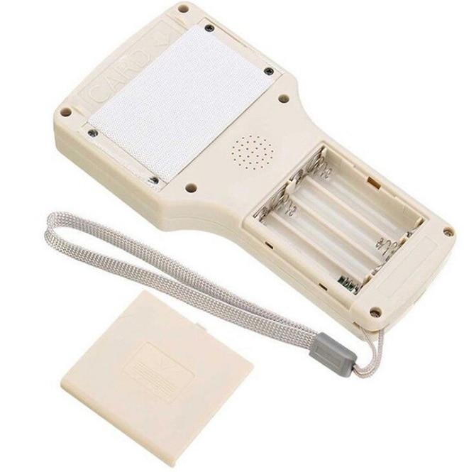 Rfid reader ID card IC card decryption read and write 08CD copy machine HID125khz parking card reader enlarge