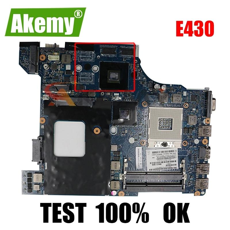 اللوحة لابتوب لينوفو ثينك باد E430 اللوحة LA-8131P 04W4019 SLJ8C N13M-GE1-B-A1 DDR3