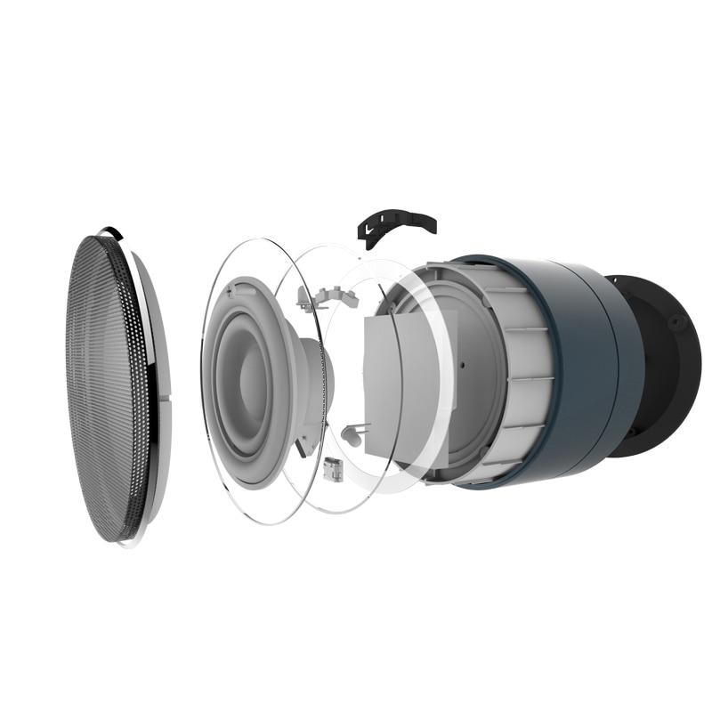 بلوتوث 4.0 ستيريو المتكلم المحمولة المدمج في هيئة التصنيع العسكري مقاومة الصدمات IPX6 مكبر صوت ضد الماء مع باس