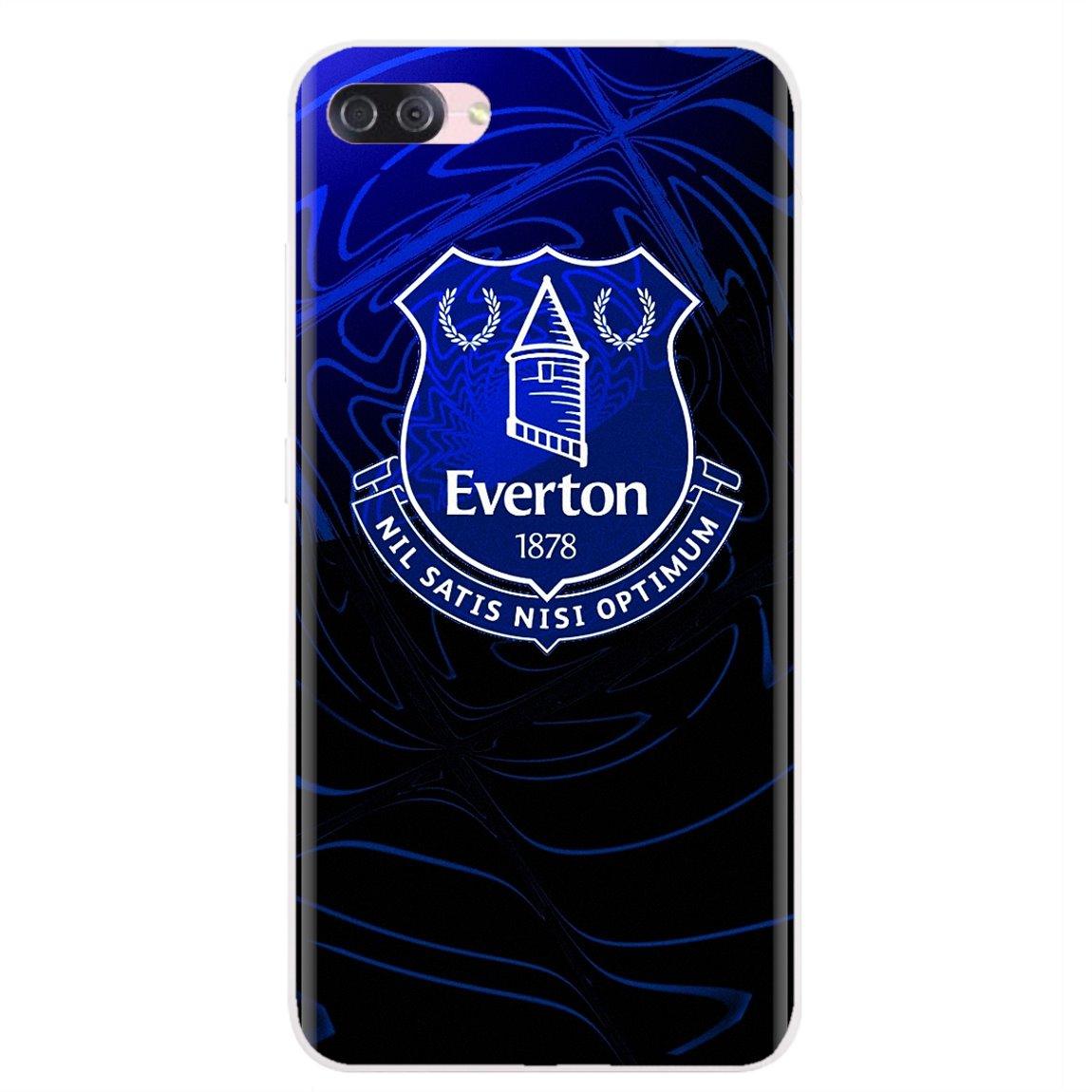 Силиконовый чехол для телефона, чехол для Xiaomi mi a1 A2 A3 5X6X8 9t Lite SE Pro mi Max mi x 1 2 3 2S Everton football Soccer FC Team Logo