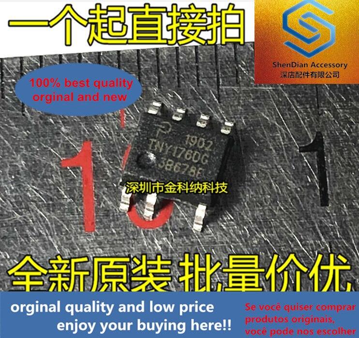 10 قطعة فقط الاصلي جديد TNY176DG TNY1760G TNY176OG الطاقة رقاقة IC التصحيح