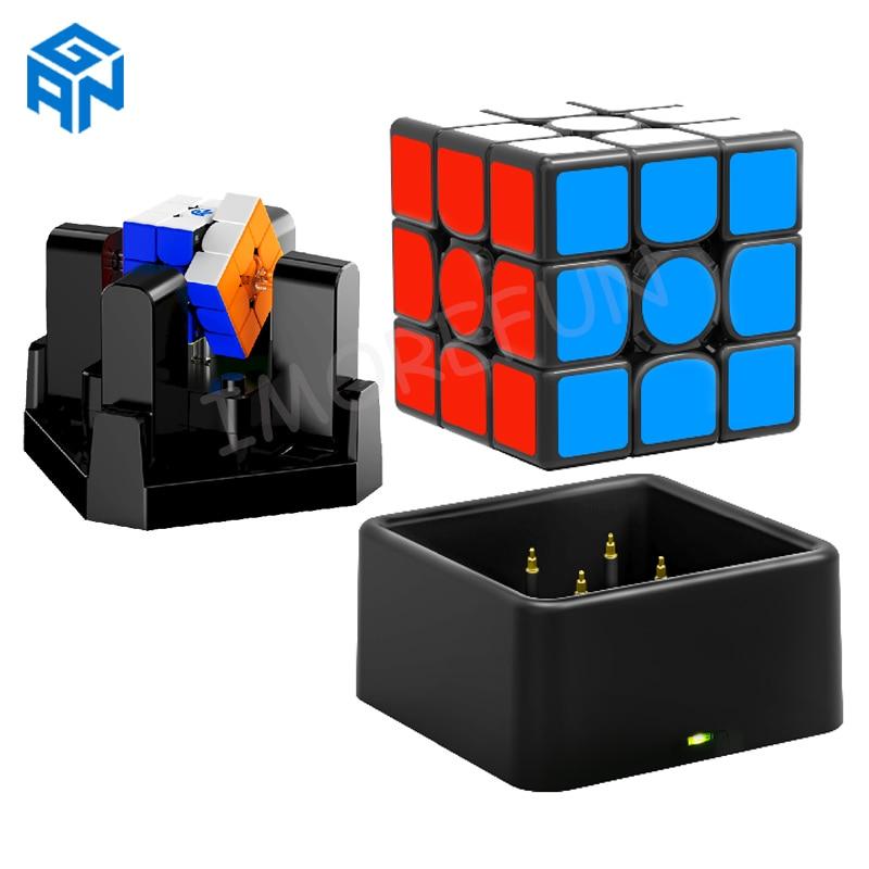 Gan356 i2 i Carry Intelligent Combo Robot Gan 356i Gan356i Magnetic 3x3x3 Speed Cube Stickers sticke