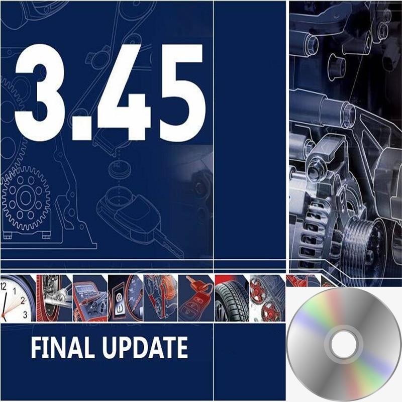 2021 авто-Data 3,45 автомобильное программное обеспечение Авто Data3.45 2014 Последняя версия Программное обеспечение для ремонта автомобилей с устан...