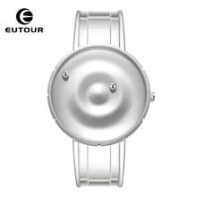 EUTOUR Concept Watches for Men Women, Original Design Simple Casual Fashion Analog Quartz Wrist Watc