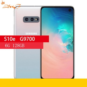 Samsung Galaxy S10e G9700, две sim карты, Восьмиядерный процессор Snapdragon 855 LTE Android мобильный телефон 5,8