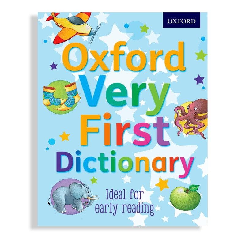 Фото - Oxford Very First Dictionary  Illustrated Dictionary Of Enlightenment Pictures Book Young Children English Early Learning Book dictionary of architecture