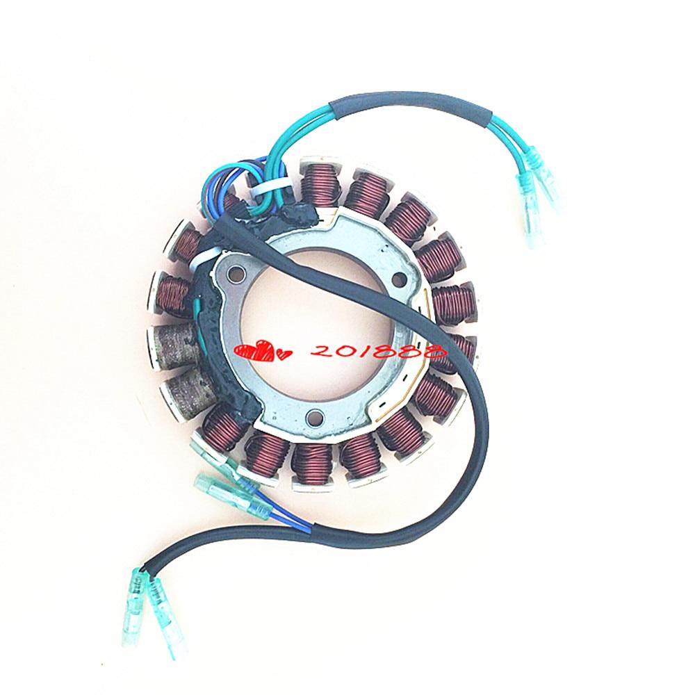 Motor de barco F20-05000200 bobina para Parsun HDX 4 tiempos F20A F15A Motor fueraborda