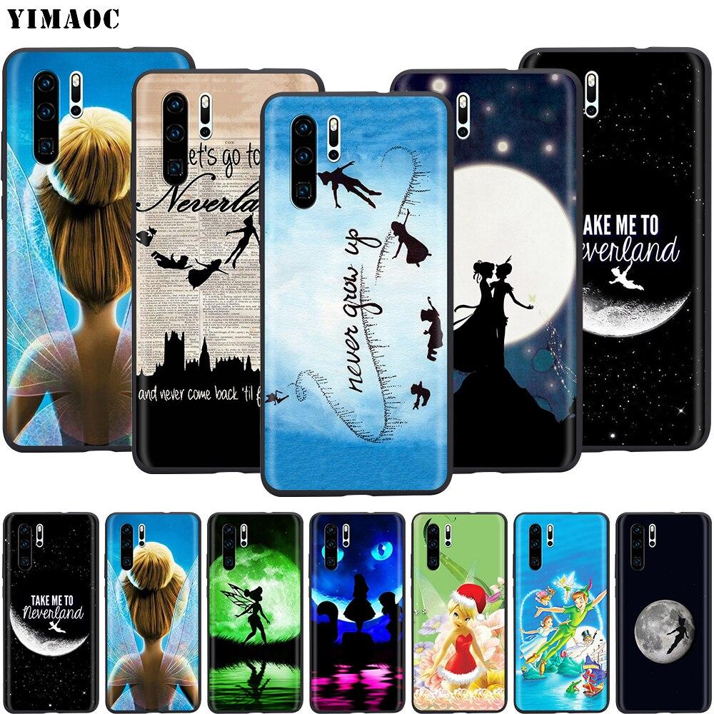 YIMAOC Peter Pan para Huawei Mate 30 20 Honor Y7 7a 7c 8c 8x9 10 Nova 3i 3 Lite Pro Y6 2018 P30 P smart