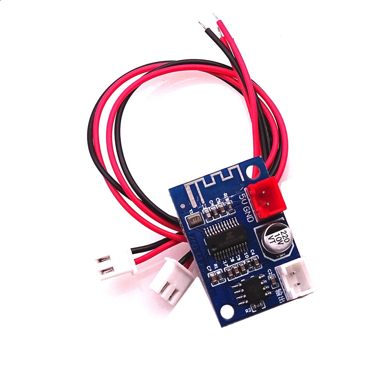 5V Bluetooth מגבר מודול 5W מונו Class D אלחוטי Lossless מוסיקה נגן דיגיטלי כוח מגבר סיים לוח
