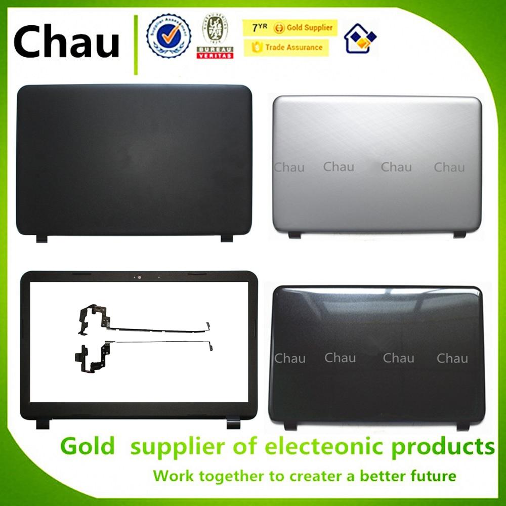 New For HP 250 255 256 G3 15-G 15-H 15-R 15-T 15-Z 15-G001XX 15-G010DX  LCD Back Cover/LCD Bezel Screen/Hinges