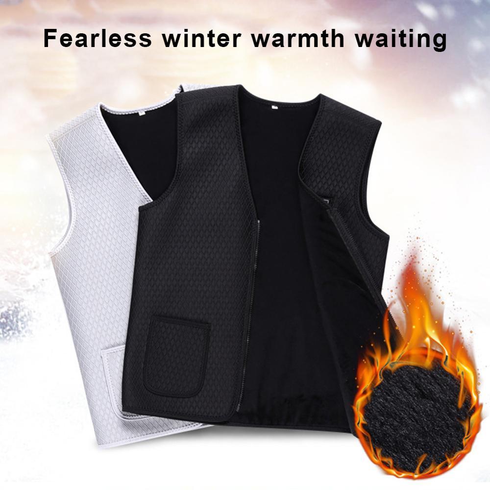 2020 precio especial ligero hombres y mujeres Chaleco de calefacción multifuncional uniforme calefacción motocicleta chaleco cálido VIP