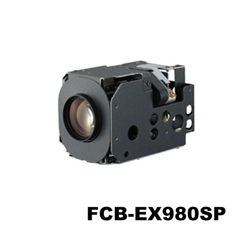 Sony FCB-EX980SP & FCB-EX980S 26x alta telefoto zoom cor bloco câmera (pal) (ntsc) sistema de cctv câmera analógica padrão