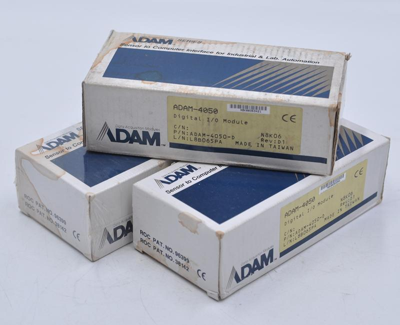 NEW ADAM  DATA ACQUISITION MODULES ADAM-4050 Adam has 7 digital inputs and 8 digital outputs недорого