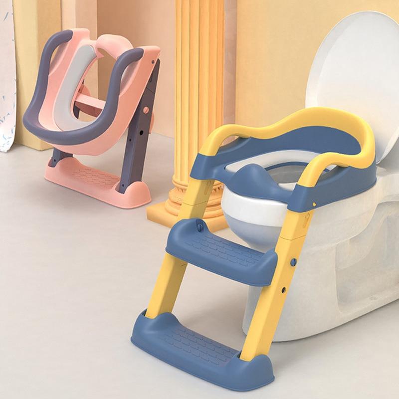 Toilet seat Potty training seat Children's pot Foldable children's potty Stands and steps Children's toilet pot Sanitary seats