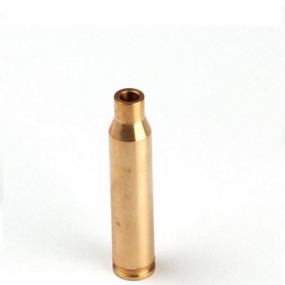 CAL.223 cartouche Laser rouge alésage plus serré observation tactique vue de forage Colimador pour fusil