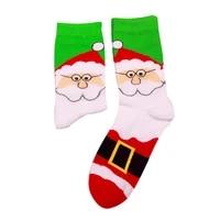 new christmas decoration diy christmas stocking creative color old man christmas stocking christmas tree pendant gift bag