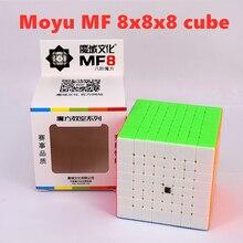 Moyu-cube magique MF8 8x8x8, 6x6x6 7x7x7 9x9x9x9, meilong 6x6 7x7 8x8 9x9 magico puzzle MF6 MF7 MF9