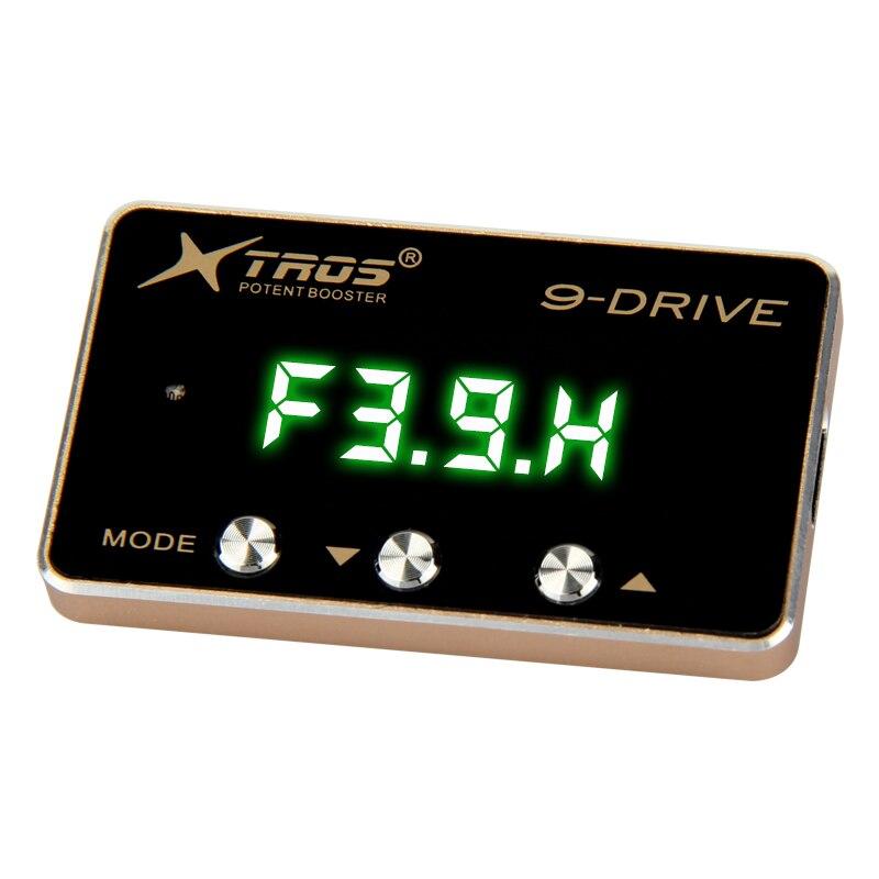 Para Toyota hilux vigo 2006-2016 XTROS TP-9 coche potente de pedal comandante acelerador controlador