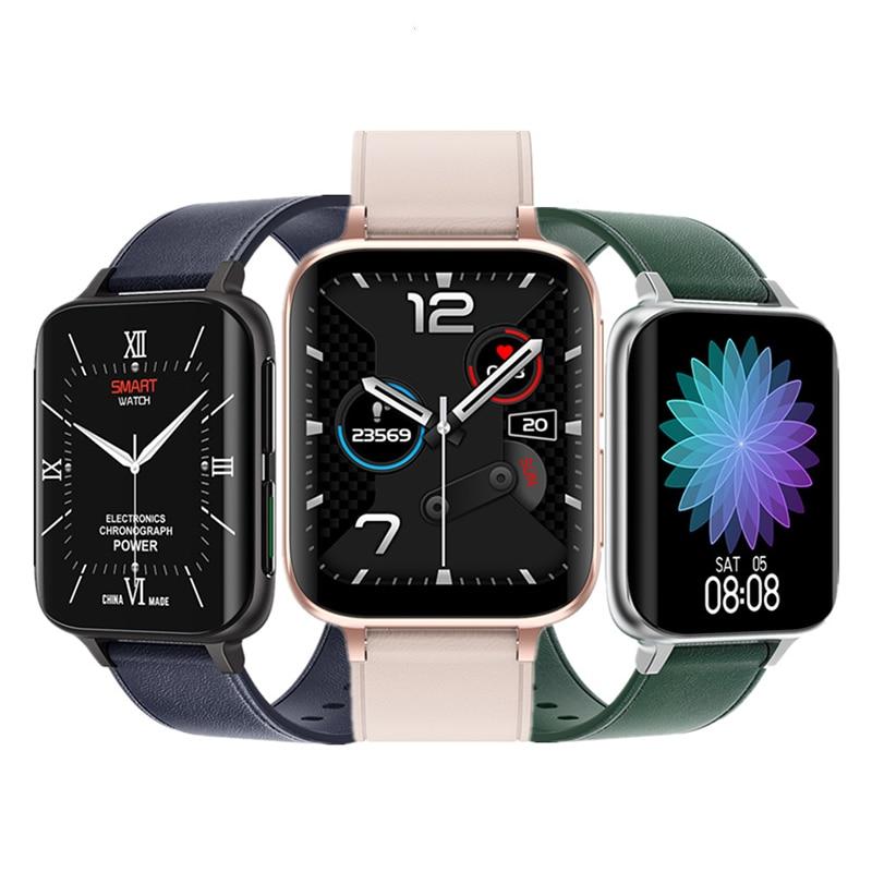 Bluetooth Call DT93 Smart Watch Women's Wristwatch Men's Watches Smartwatch Heart Rate Sleep Monitor Bracelet Electronic Clock