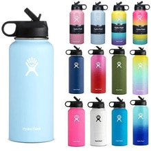 Hydroflask New Bottles 18oz/32oz/40oz Tumbler Double Wall Vacuum Insulated Stainless Steel Insulated