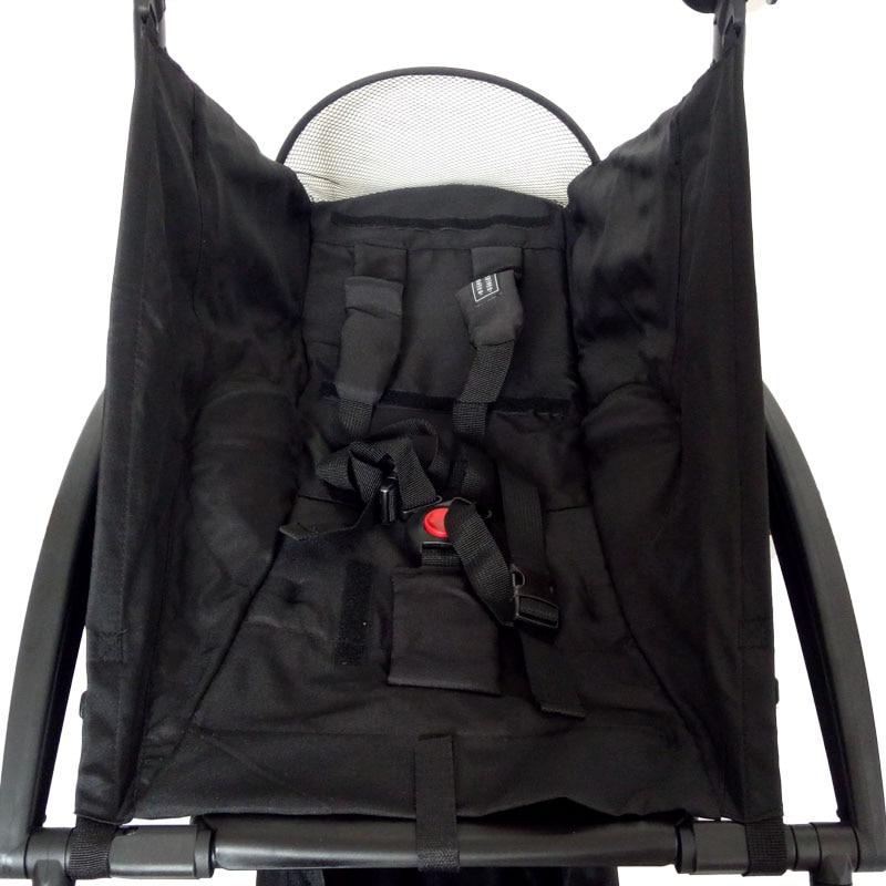 الأصلي عربة طفل الملحقات 175 مقعد وسادة القماش الكتان المواد ل Babyzen يويو يويا بيبي عرش عربة