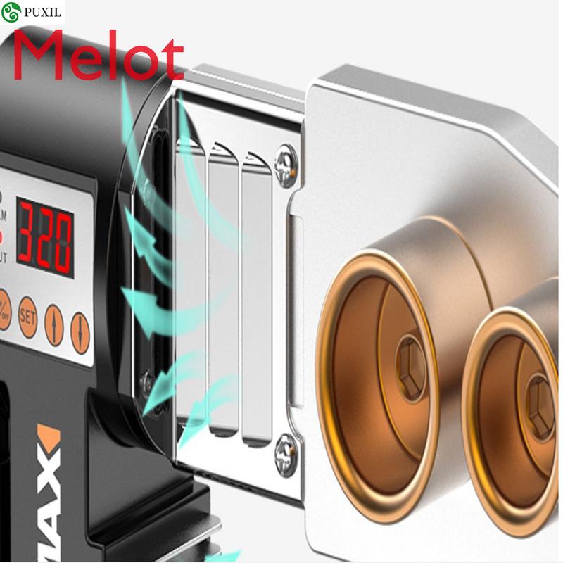220V household pipe melter PPR welding machine 63 enlarge
