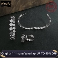 s925 sterling silver stars sparkling earrings simple design fashion luxury brand monaco jewelry women gifts