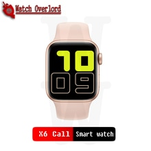 WO IWO 12 Plus montre intelligente 44mm pour Android IOS série 5 Bluetooth appel fréquence cardiaque montres pour femmes hommes Vs Smartwatch IWO 12 13
