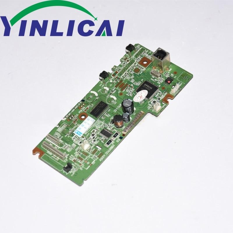 1PC Refurbished Printer Logic Mother Board For Epson L395 L396 ET2610 Formatter Board Main Board