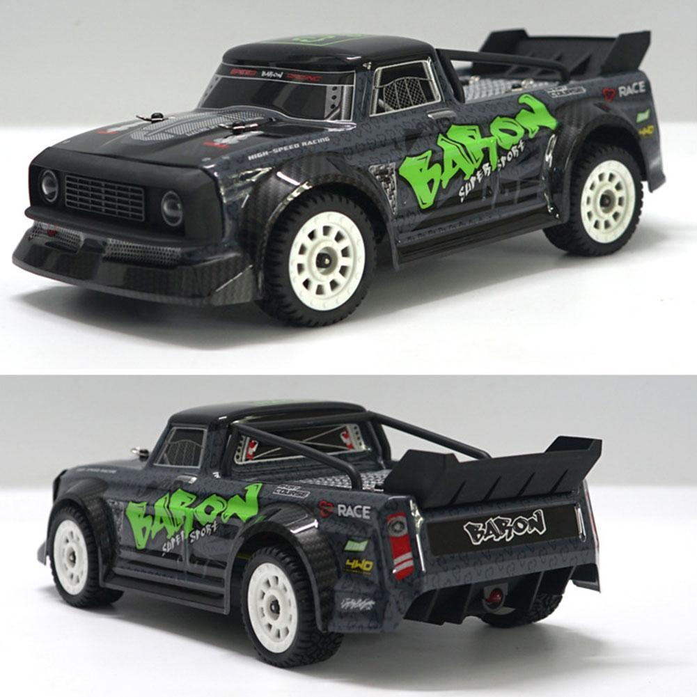 1603 30km/h Rc Racing Car 2.4g 4wd High Speed Rc Drift Vehicles Car Toys Light Control Proportional Remote Rc On-road Ca F5U6