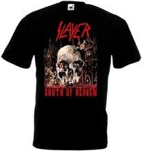 Slayer South of Heaven T shirt black trash heavy metal all sizes S-5XL