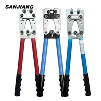 hx 50b pressure clamp large y o terminal wire clamp strong bare terminal wire clamp 6 50mm%c2%b2 shoulder clamping tool crimper plier