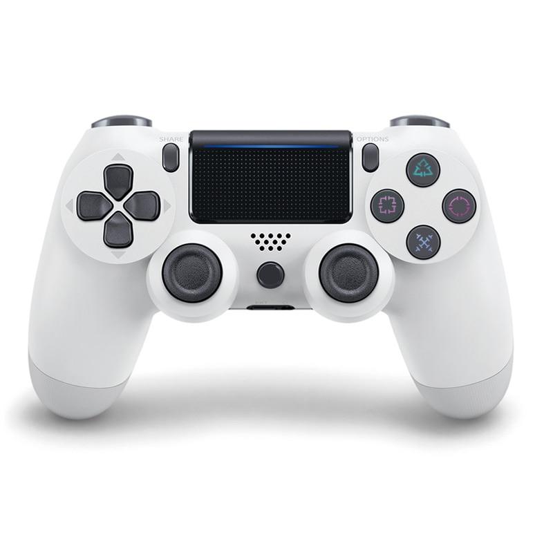 Геймпад для PS4, беспроводные вибрационные Джойстики, совместимые с Bluetooth, для PS4 bluetooth совместимость 3 0 телефон планшетов джойстики электронные устройства аксессуары