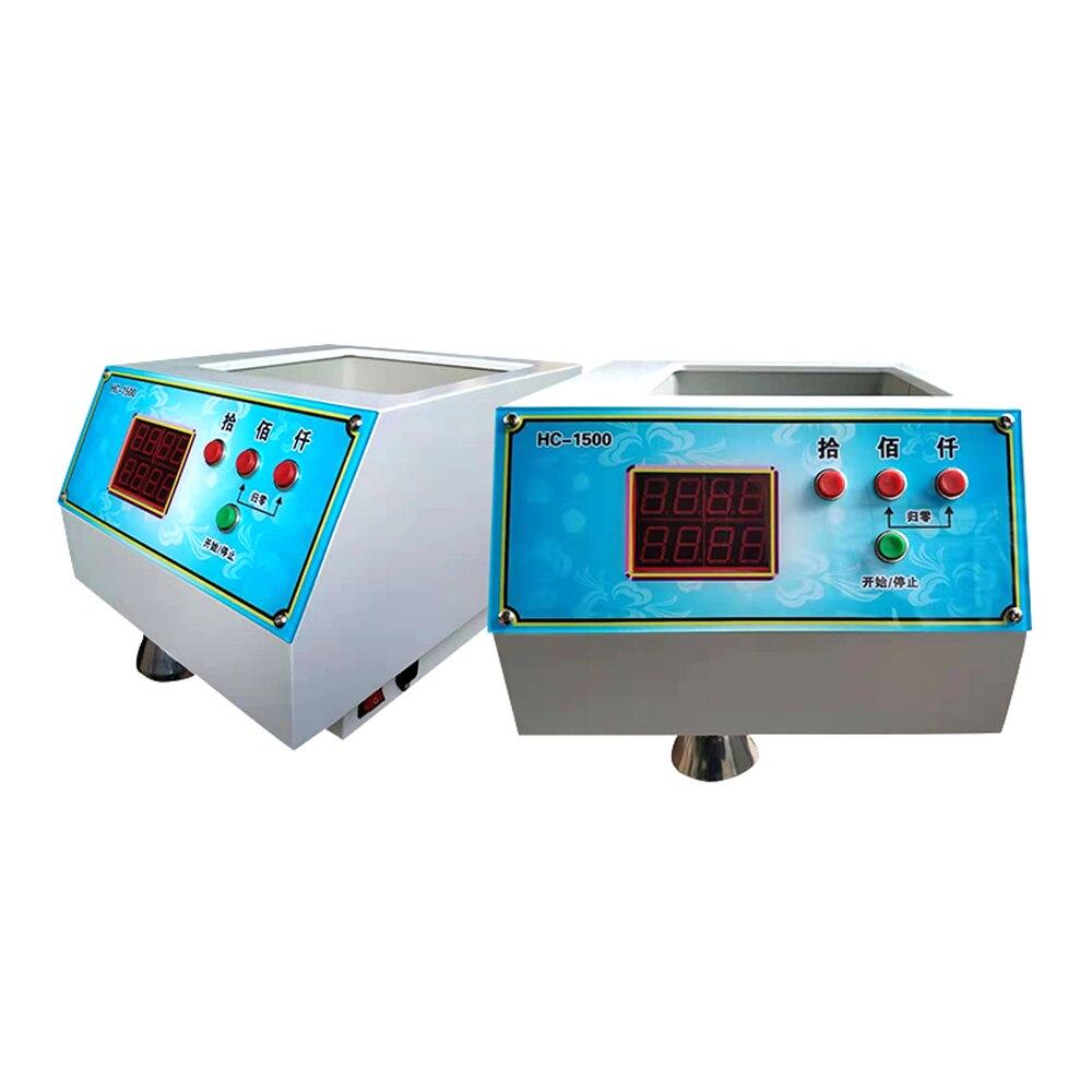 Máquina direta da moeda do contador do token da fábrica, máquina de contagem do token