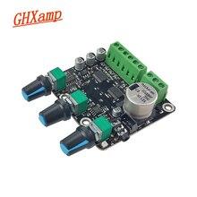 GHXAMP 2,1 CH 15*2 + 30W Subwoofer Verstärker Bord TPA3110D2 Sub Audio Stereo AUX NE5532 Für Hohe-ende Computer Lautsprecher DC 12V 24V