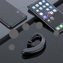 2 kolory bezprzewodowe słuchawki Bluetooth dla IPhone Android darmowe słuchawki kabel zestaw słuchawkowy mikrofon z rękami słuchawki Chargi N7X6