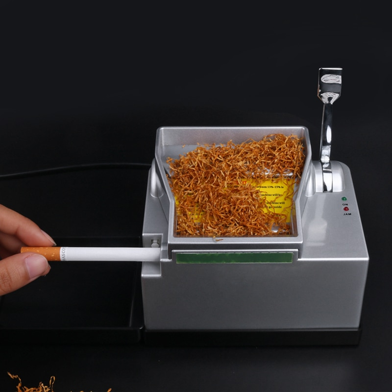 Cigarette Accessories Machine for Tobacco Cigarettes Rolling Paper Weed Wrapping Sheet Smoke Ocb Papers Lighters Smoking Home enlarge
