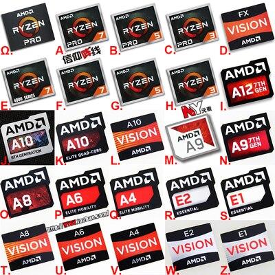 original-amd-fx-a10-a8-ryzen-r7-r5-r3-ordenador-cpu-etiqueta-engomada-etiqueta-de-cuaderno