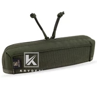 krydex mk3 chest rig double zipper insert pouch tactical full length chassis panel accessories storage pocket ranger green