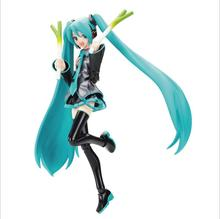 Action Figma 014 Virtual idol Hatsune Miku Gk Model Toys 15cm Vocaloid Figure Beautiful girl  Birthday Christmas New Year Gift