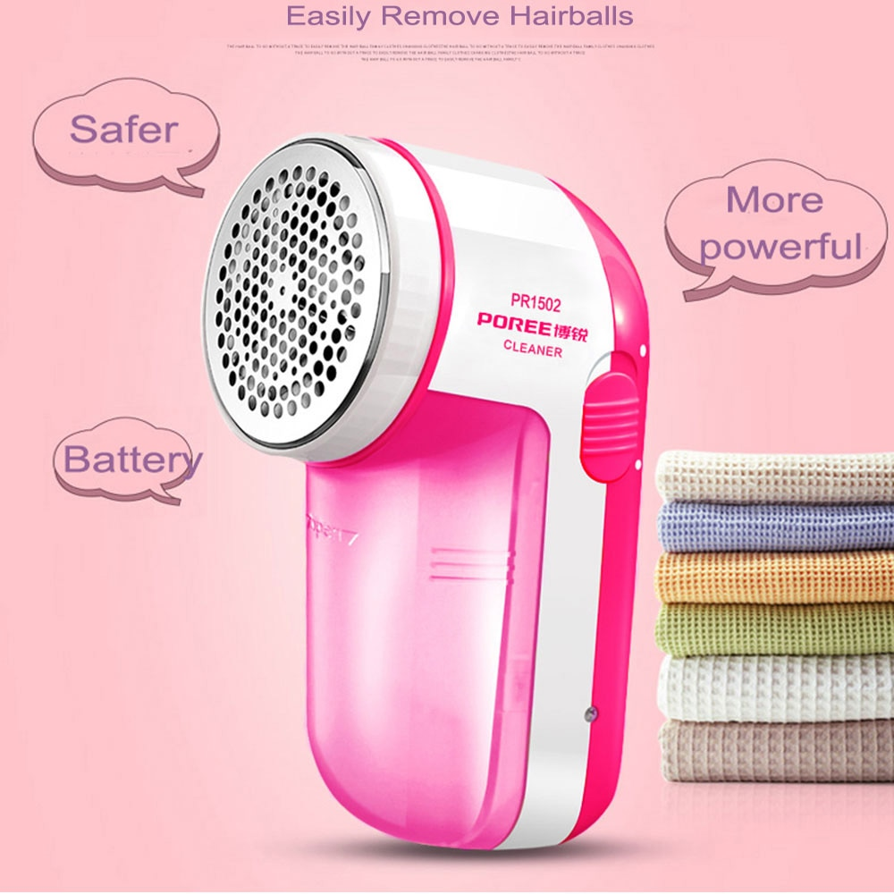 Electric Clothes Lint Removers Fuzz Pills Shaver for Sweaters / Curtains / Carpets Clothing Lint Pellets Cut Machine Pill Remove