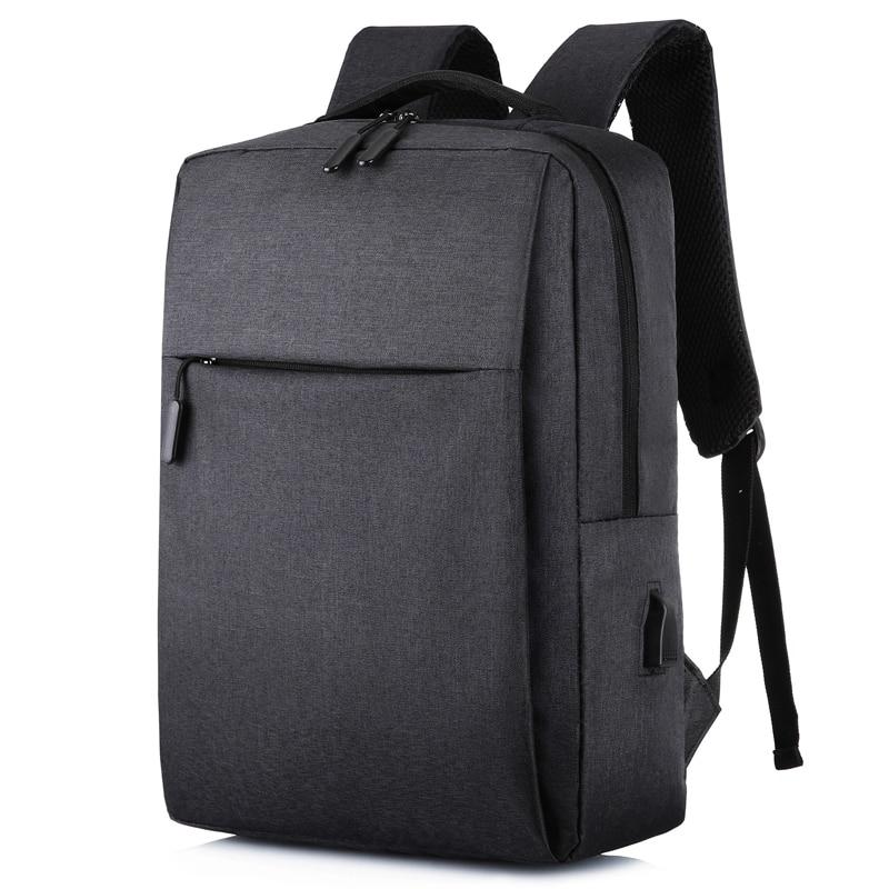 2021 New 15.6 inch Laptop Usb Backpack School Bag Rucksack Anti Theft Men Backbag Travel Daypacks Male Leisure Backpack