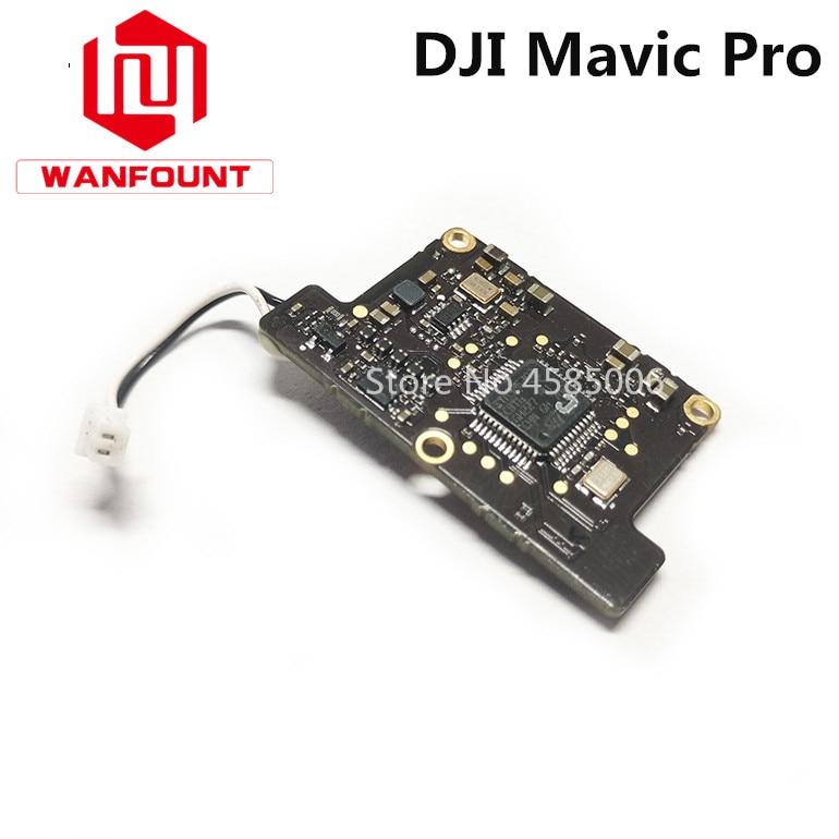 Оригинальная Карданная камера с передним датчиком плата управления для DJI Mavic Pro Дрон Замена карданный датчик управления Запчасти для клавиатуры